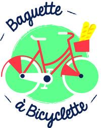 Livraison de pains et viennoiseries à vélo