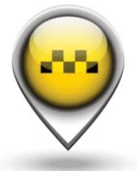 Appli de géolocalisation des taxis et VTC